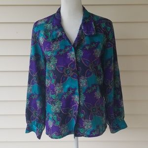 Gorgeous Notations Long Sleeve Blouse 8